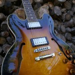 es 335 es 35 1959 luthier fabrication beziers narbonne montpellier herault vintage y koch guitare yohann semi hollow body electric guitar électrique