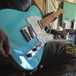 yohann koch luthier y koch guitares acoustique guitare electrique électrique electric guitar herault beziers narbonne montpellier telecaster tele custom